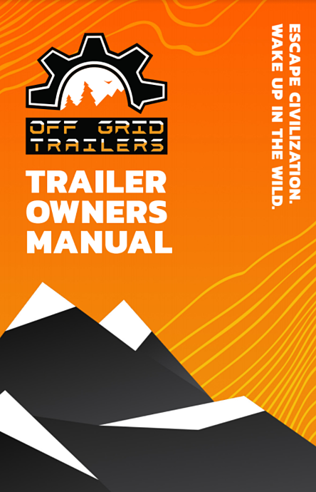 Owners Manual Cover